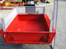NÁSTAVBA pro vozíky VARES HV 500-5