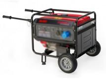 Příslušenství k elektrocentrálám AL-KO 2500 C, 3500 C a 6500 C (kola a rukojeti)