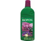 Hnojivo BIOPON Kvetoucí rostliny 500 ml