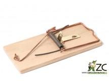 BROS PASTIČKA NA HLODAVCE dřevěná, malá myš