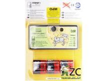 ODHANĚČE HLODAVCŮ720116 OdM regulace s bateriemi