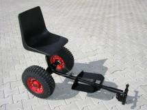 HV 700 - Vozík pro mulčovače - VARES