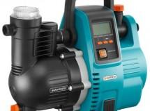 Domácí vodní automat 5000/5E LCD Comfort, GARDENA