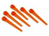 Náhradní nožíky pro Accu-trimmer 8840, 8841, 2417, GARDENA