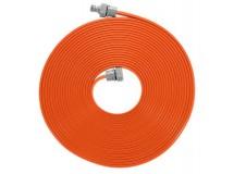 Hadicový zavlažovač, délka 15 m, oranžový, GARDENA