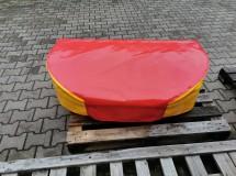 Dvoububnové žací ústrojí 80cm k Rideru Husqvarna 200series