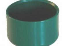 PVC Kryt na sloupek pr. 48 mm