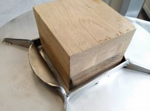Špalík dubový k lisu 50l - VARES