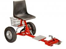 Přípojná sedačka pro stroj Panter FD-3